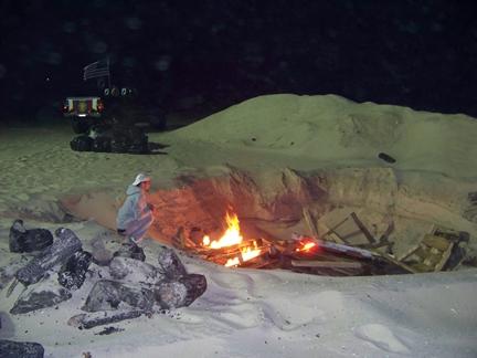 ww scaled to size fire