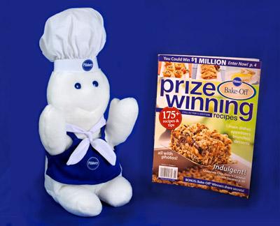 pillsbury dough boy magazine