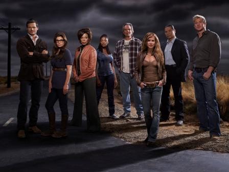 saving grace season 3 cast
