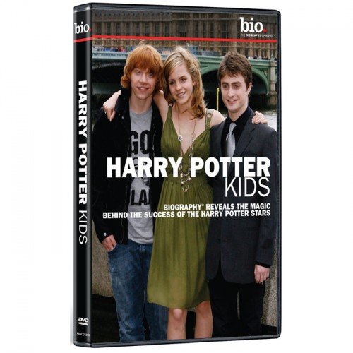 harry potter kids dvd cover