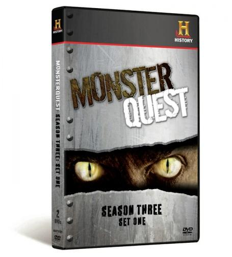 monster quest dvd cover