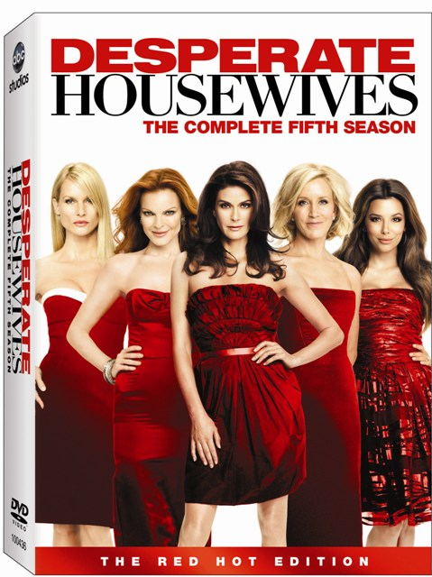desperate housewives season five dvd review here and. Black Bedroom Furniture Sets. Home Design Ideas