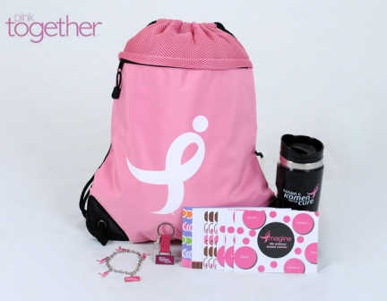 pink together gift pack