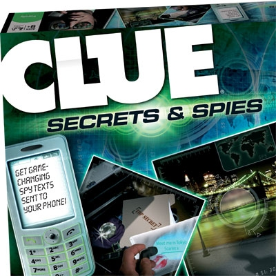 clue secrets and spies box