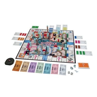 monopoly city board