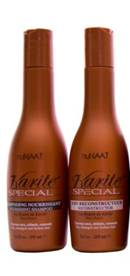 nunaat karite special shampoo and conditioner