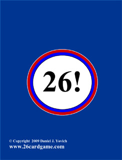26 card Game