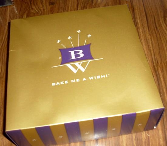 bake me a wish box