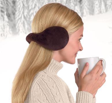 brookstone luxe earmuffs