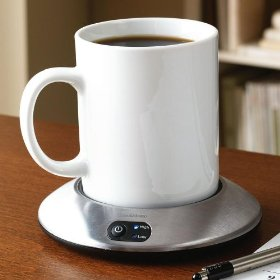 brookstone mug warmer