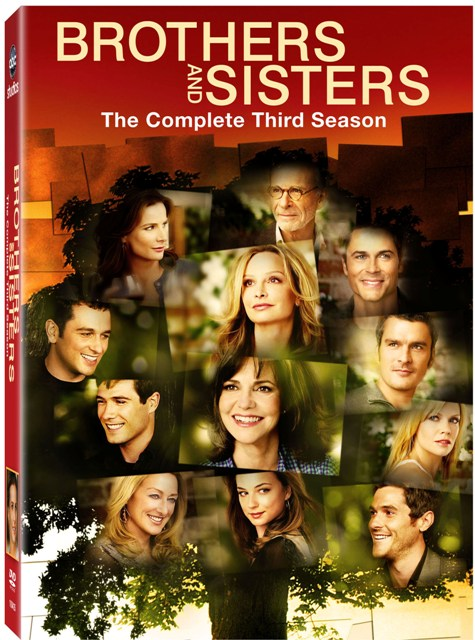 brothers and sisters season 3 dvd