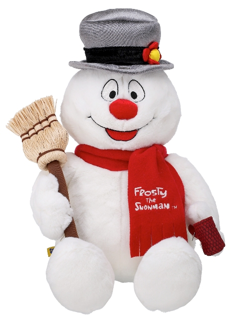 build-a-bear frosty snowman