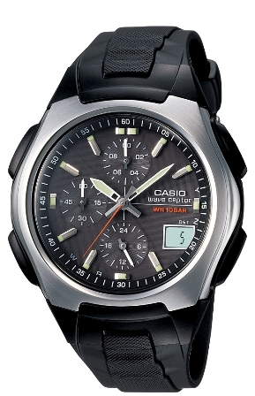 casio waveceptor watch men
