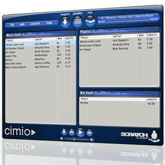 cimio software