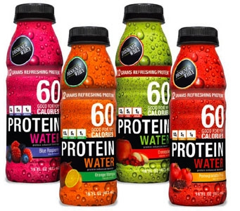 Designer Whey 60 cal Protein Water