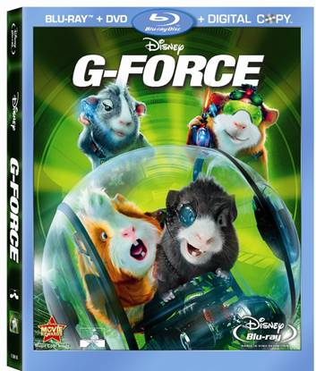 disneys gforce cover
