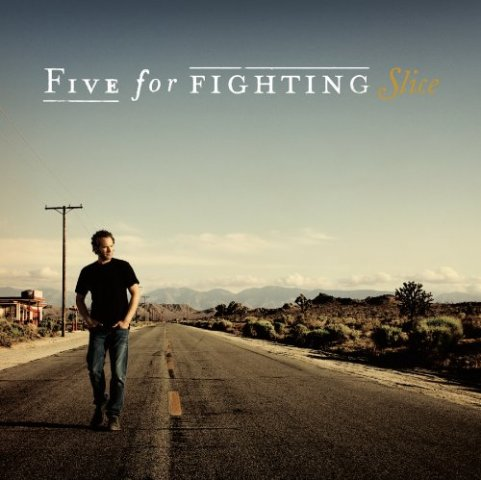 five for fighting slice album cover