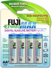 fuji enviromax digital alkaline pack