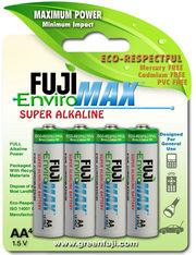 fuji enviromax super alkaline pack
