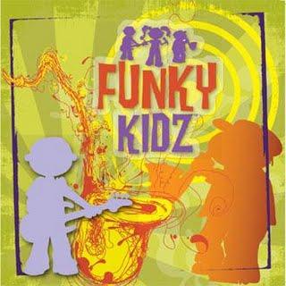 funky kidz cd cover