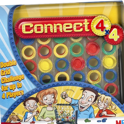 hasbro connect 4x4