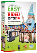 honestech easy video editor 3.0 box
