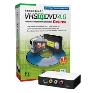 honestech vhs to dvd 4.0 deluxe box