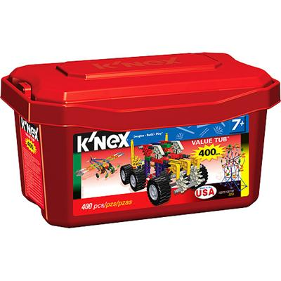 knex 400 piece value tub