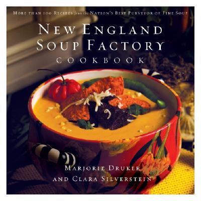 new england soup factory cookbook