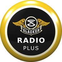 slacker radio plus logo