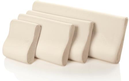 pillows canada pedic of tempurpedic tempur best sleepers cloud for neck pillow gallery futon side