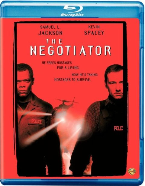 the negotiator bluray cover