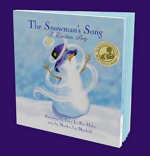 the snowmans song cover