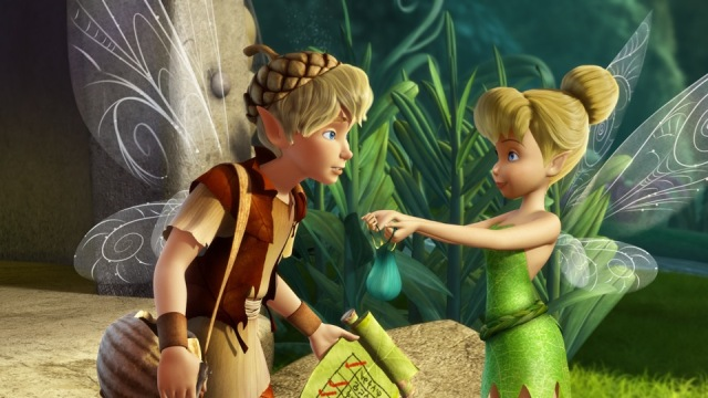 tinker bell terence