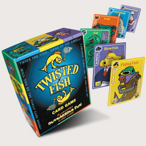 twisted fish game