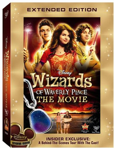 wizards of waverly place dvd cover