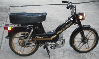 motobecane moped