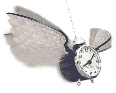 flying clock