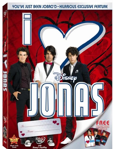 i heart jonas dvd cover
