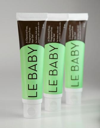 lebaby hair gel