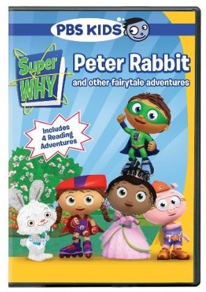 Pbs kids super why peter rabbit