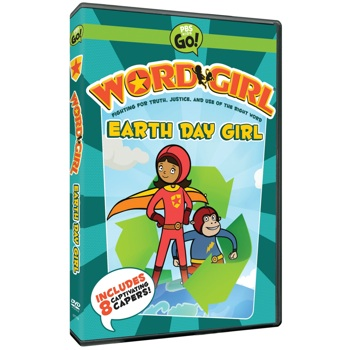 word girl earth day girl dvd