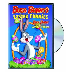 bugs bunnys easter funnies dvd cover