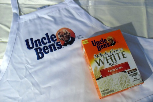 Uncle Bens Apron