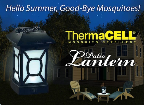 ThermaCELL Patio Lantern Review
