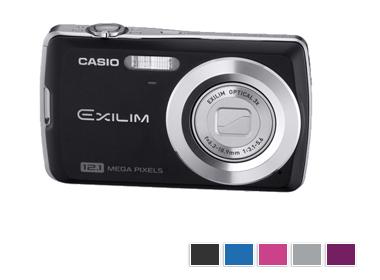 Casio Exilim Exz-35 digital camera