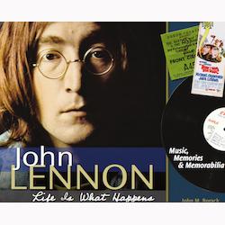 John Lennon: Life Is What Happens