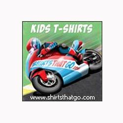 Shirts That Go Bike Button