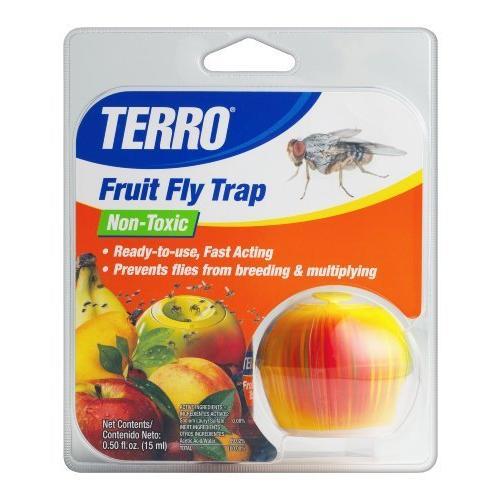 Terro Fruit Fly Trap Package