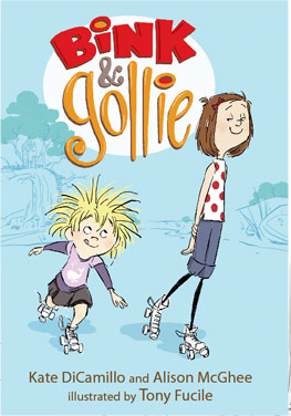 Bink And Gollie Cover